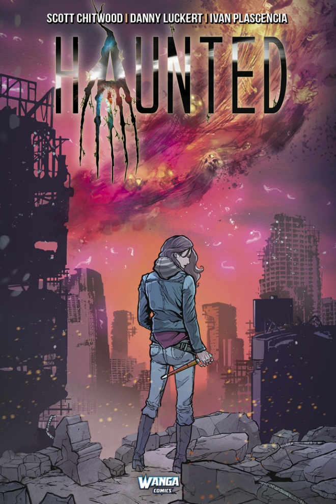 Haunted Tome 1