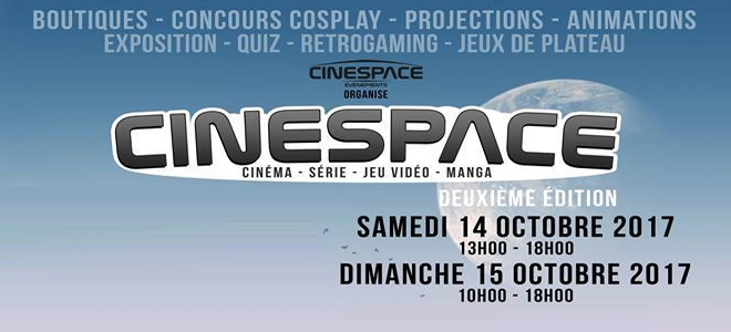 Pierre Minne au Cinespace 2