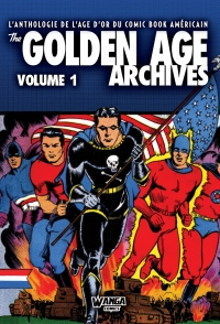The Golden Age Archives #1