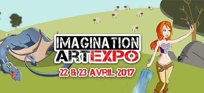 Job à Imagination Art Expo
