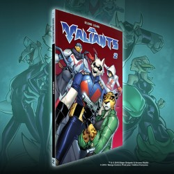 Pack Collector Les Valiants Tome 2