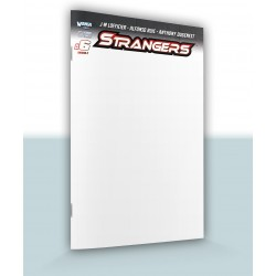 Strangers SII 6 Blank cover