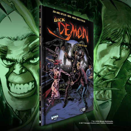 Dick Demon Tome 1